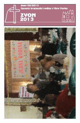 únor 2013 - Zvon.info