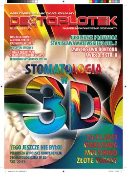 Pobierz numer dziewiąty magazynu Dentoplotek