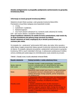 Gorączka krwotoczna Ebola (plik pdf)