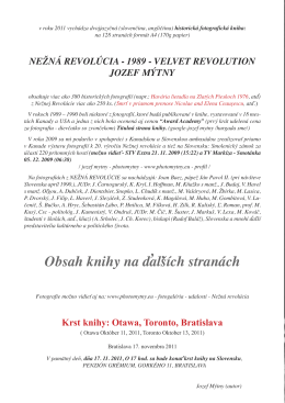 Predaj knihy:1989 Nežná revolúcia v pdf formáte