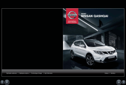 Broszura - Nissan Odyssey