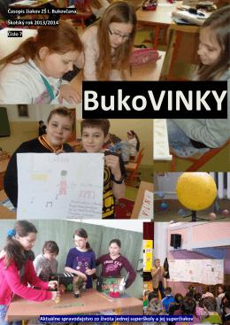 Časopis 7/2014 - Základná škola na Ulici Ivana Bukovčana 3