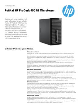 Počítač HP ProDesk 490 G1.pdf