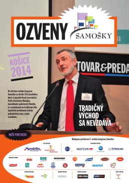 KOŠICE - Samoška