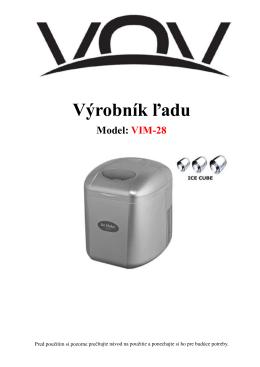VIM-28 SK manual - dia