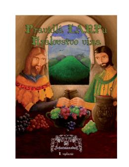 Pravidlá LARP-u Kráľovstva vína - LARP