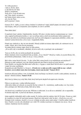text kázne vo formáte pdf