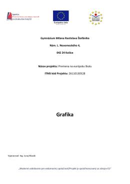 Grafika - Mazák, spol. s ro