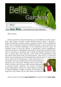 Gardena - Isola Bella