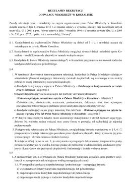 regulamin rekrutacji do PM.kmd