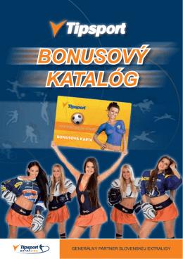 Katalóg Bonusový program (PDF)