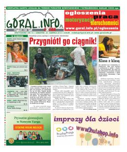Nr 14/2013 - Góral Info