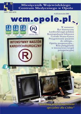 wcm.opole.pl - kwiecień 2011