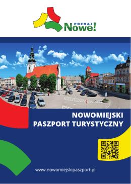 nowomiejski paszport turystyczny