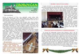 Zborovčan 4/2013