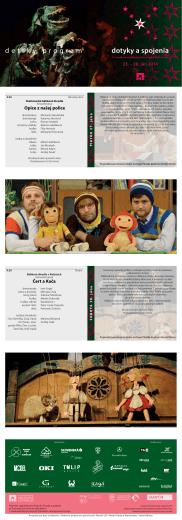 Detský program - Dotyky a spojenia