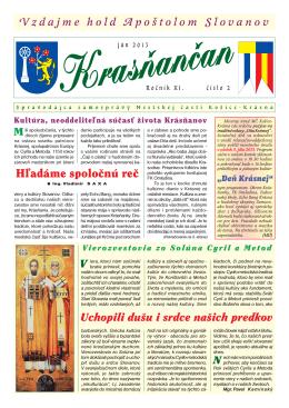 Krasňančan 0213 - Mestská časť Košice Krásna