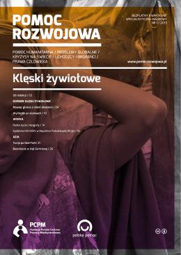 POMOC ROZWOJOWA - Polskie Centrum Pomocy Międzynarodowej