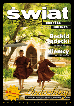 maj - Magazyn Świat