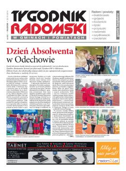 Dzień Absolwenta w Odechowie