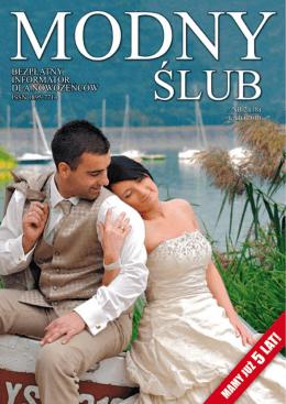 plebiscyt modnego ślubu