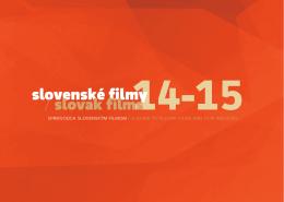 Slovenské filmy / Slovak Films 14-15