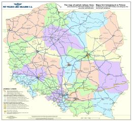 Program działań dla rozwoju transportu kolejowego