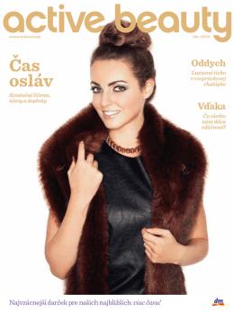 Čas osláv - activebeauty.sk