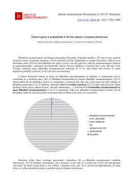 Tlačová správa k MPK verejného obstarávania 2015