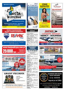 reklama - Nasz Rynek
