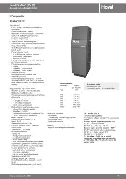 Ultra Gas ( 15 - 100 )