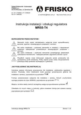 Przekaźnik kontroli temperatury RTT 14W DTR