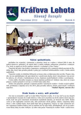KL 13 č.3.pdf - Kráľova Lehota