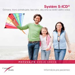 Systém S-ICD® - Cameron Health