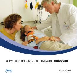 U Twojego dziecka zdiagnozowano cukrzycę - Accu-Chek