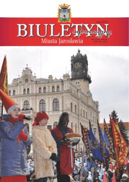 Biuletyn Informacyjny Miasta Jarosławia nr 2 (235) / 2012