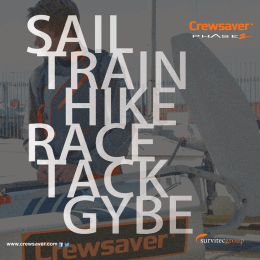 Crewwsaver Phase 2 2015