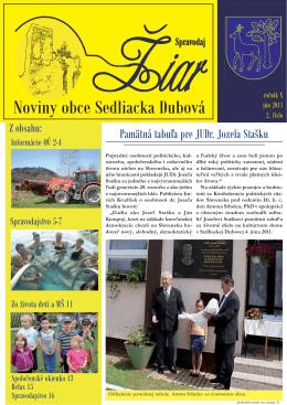 Ziar-06 - Sedliacka Dubová