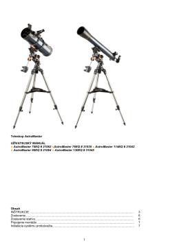 SK navod - Teleskop AstroMaster.pdf