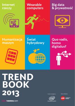Natalia Hatalska, Trendbook 2013