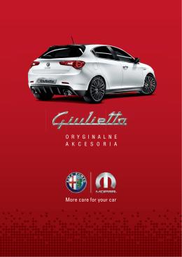 Giulietta_Lineac_mar13 PL.indd - Alfa Romeo