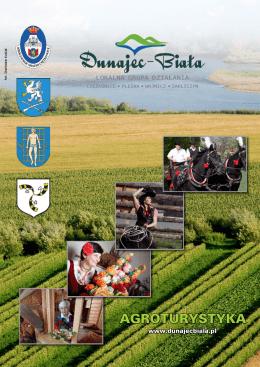Folder do konsultacji - Lokalna Grupa Działania Dunajec