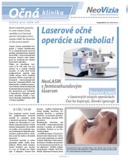 Očná - Neovizia.sk