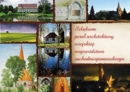 """Album """"Szlakiem pereł architektury wiejskiej województwa"""
