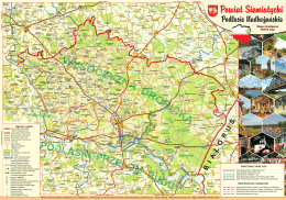 Pobierz mapę szlaków turystycznych wraz z opisem