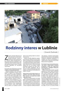Rodzinny interes w Lublinie