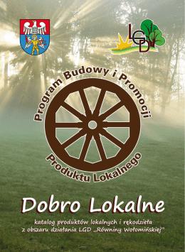 Katalog Dobro Lokalne LGD