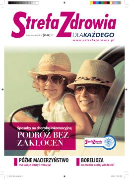 Pobierz magazyn - Strefa Zdrowia dla Każdego