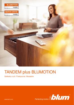 TANDEM plus BLUMOTION