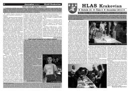 HLAS Krakovian december